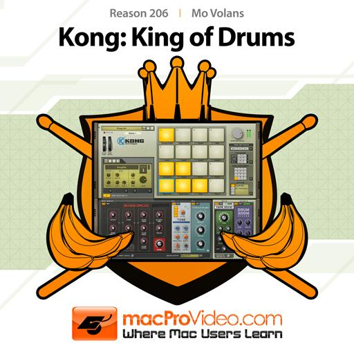 KONG: King of Drums