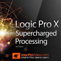 Logic Pro X 301 Supercharged Processing Product Image