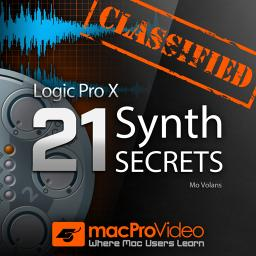 Logic Pro X 303 21 Synth Secrets Product Image