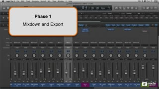 Logic Pro X 405: Mastering EDM Tracks - Preview Video