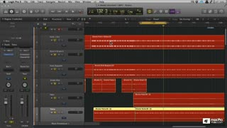 mixing edm tracks tutorial online course logic pro x 406 training video by. Black Bedroom Furniture Sets. Home Design Ideas
