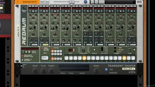 43. kHs Transient Shaper in Action
