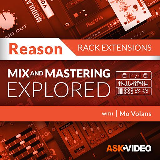 Reason Rack Extensions 103: Mixing and Mastering Rig V4 Explored