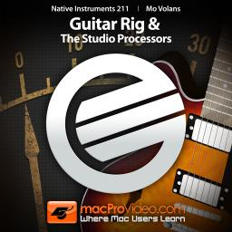Guitar Rig and The Studio Processors