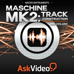 Maschine Mk2: Track Construction