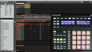 Native Instruments 305: Maschine Mk2: Track Construction - Preview Video