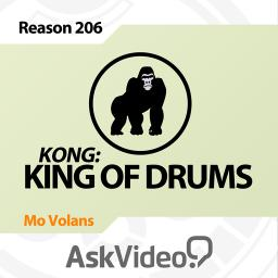 Reason 7 206 KONG: King of Drums Product Image