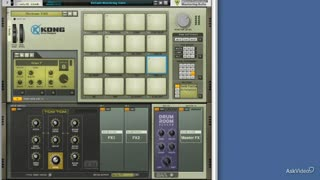 9. Synth Drum Pattern Demo