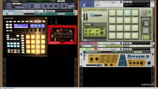 15. Using Hardware Drum Synths