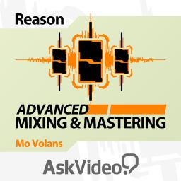 Reason 7 302 Advanced Mixing and Mastering Product Image