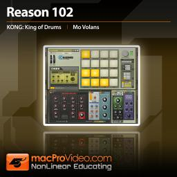 Reason 5 102 KONG: King of Drums Product Image