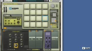 09. Synth Drum Pattern Demo