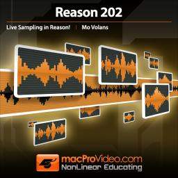 Reason 5 202 Live Sampling in Reason Product Image
