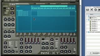 26. Manipulating Your Samples with the NN-XT
