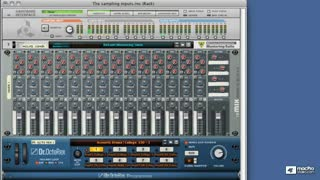 Reason 5 202: Live Sampling in Reason - Preview Video