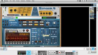 Reason 6 107: Beat Design Basics - Preview Video