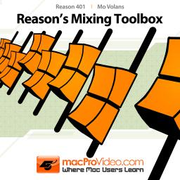 Reason 6 401 Reason's Mixing Toolbox Product Image