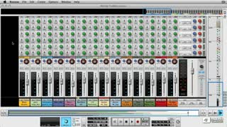 Reason 6 401: Reason's Mixing Toolbox - Preview Video