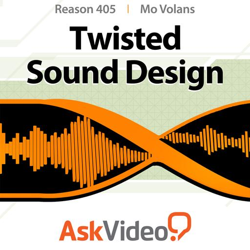 Reason 6 405: Twisted Sound Design