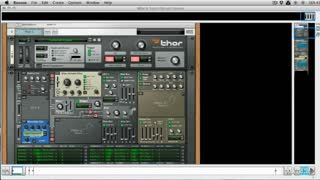 Reason 6 405: Twisted Sound Design - Preview Video