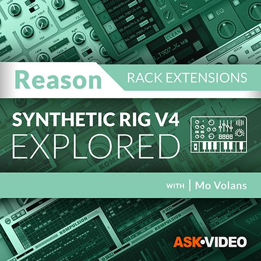 Reason Rack Extensions 102: Synthetic Rig V4 Explored