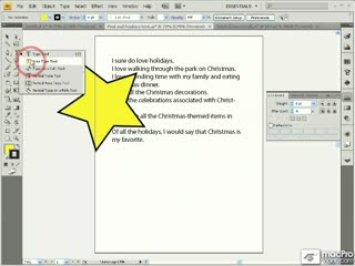 110. Wrapping Text Around an Object