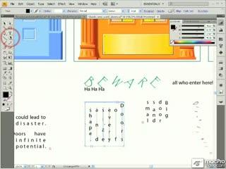 122. Changing Type Orientation