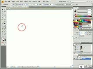 35. Using the Pencil Tool