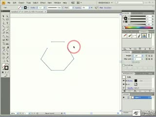 64. Extending Paths with the Pen Tool