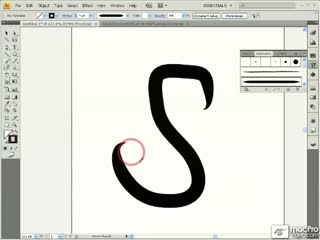 92. Outlining Strokes