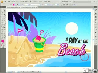 Illustrator CS4 201: Deeper Into Illustrator - Preview Video