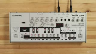 Roland Boutique 104: TB-03 Explained and Explored - Preview Video