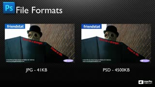 26. Common Image File Formats