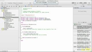 25. The Xcode Editor