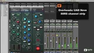 11. Processing Overheads & Room Mics