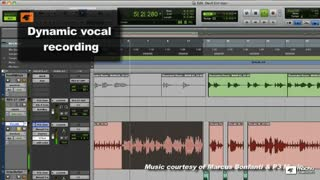 14. Dynamic Vocal Recording - Part 1