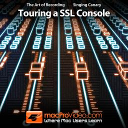 (The) Art of Audio Recording 401 Touring An SSL Console Product Image