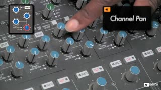 13. SSL Duality Channel Pan & D-Pots