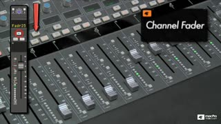 14. SSL Duality Channel Fader