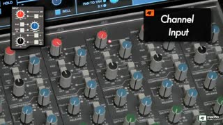 7. SSL Duality Channel Input