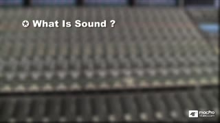 2. What is Audio?
