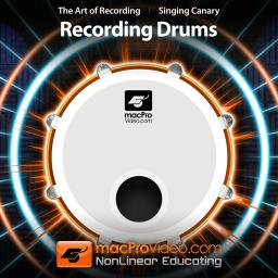 (The) Art of Audio Recording 102 Recording Drums Product Image