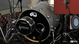 13. Kick Drum Mic Technique