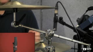 16. Hi Hats and Overheads Mic Technique