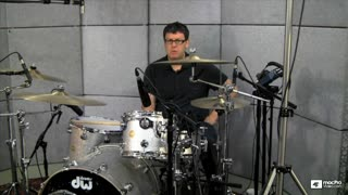 19. Drums In A Live Room/Expanded Set Up