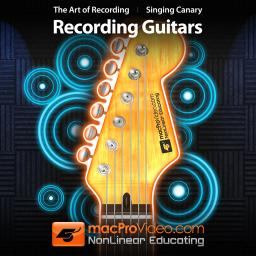 (The) Art of Audio Recording 103 Recording Guitars Product Image