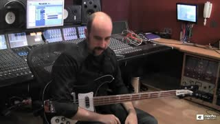 16. Recording the Bass