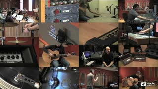 (The) Art of Audio Recording 103: Recording Guitars - Preview Video