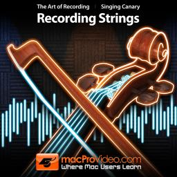 (The) Art of Audio Recording 105Recording Strings Product Image