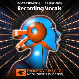 (The) Art of Audio Recording 104 Recording Vocals Product Image